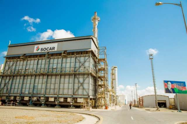 SOCAR Methanol fully realized production plan for 2017