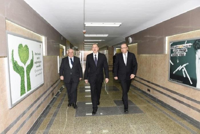 """""""Ginnesin Rekordlar Kitabı""""na düşən Bakı metrosu"""