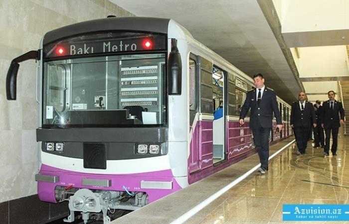 Bakı metrosunda qorxulu hadisə