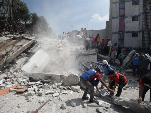 Mexico earthquake death toll rises to 273 as rescue efforts continue