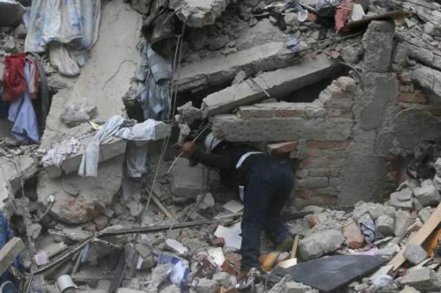Mexico earthquake death toll tops 230