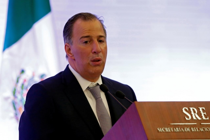Mexico finance minister to resign as presidency race looms: sources