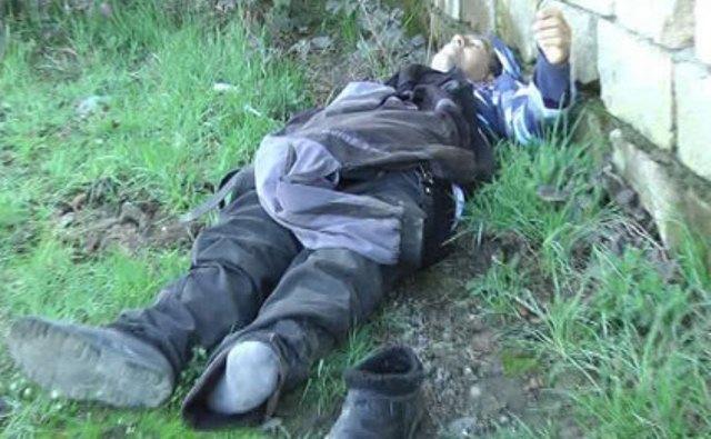 İranla sərhəddə kişi meyiti tapılıb