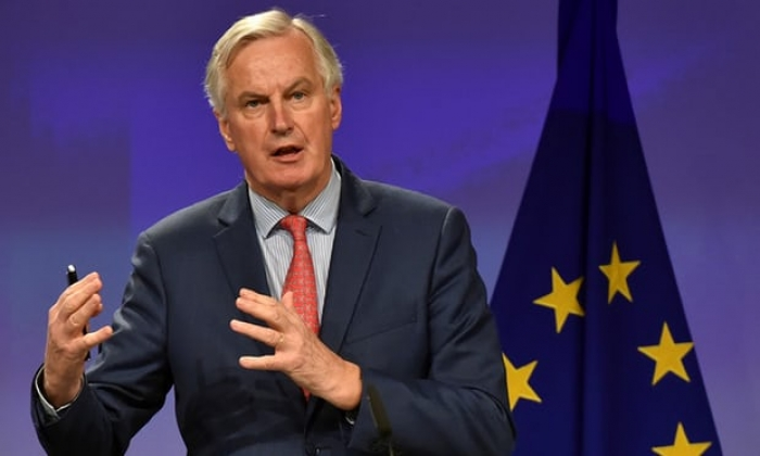 EU planning for collapse of Brexit talks, says Michel Barnier