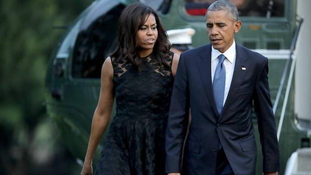 Michelle Obama comparte imagen del regalo que le dio Barack en su cumpleaños
