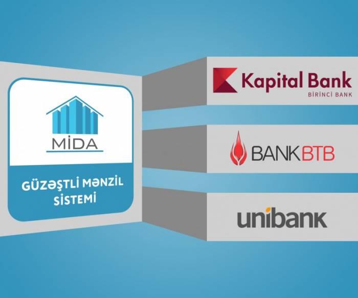 """Daha bir bank """"MİDA"""" ilə əməkdaşlığa başlayıb"""