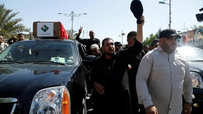 At least 27 killed as fresh protests engulf Iraq