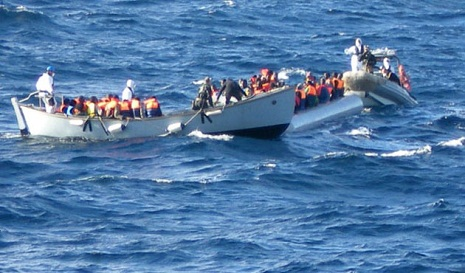 Sixty-four dead after dinghy sinks in Mediterranean