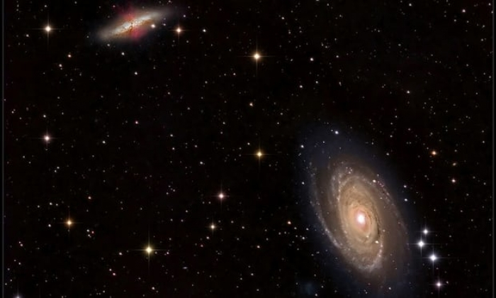 Milky Way will collide with nearby galaxy, hurtling solar system into space, report says
