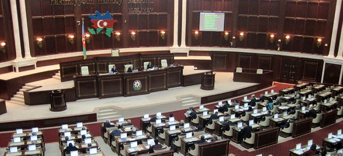 Composition of Azerbaijani parliament's disciplinary commission may change