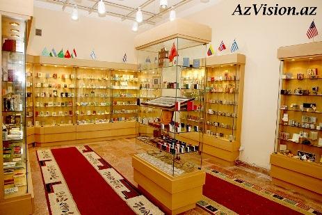 Miniatür Kitab muzeyi - FOTOLAR