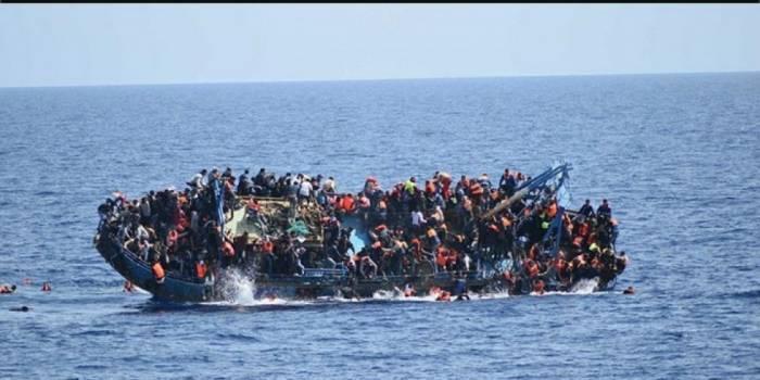 Aralıq dənizində 2550 miqrant ölüb