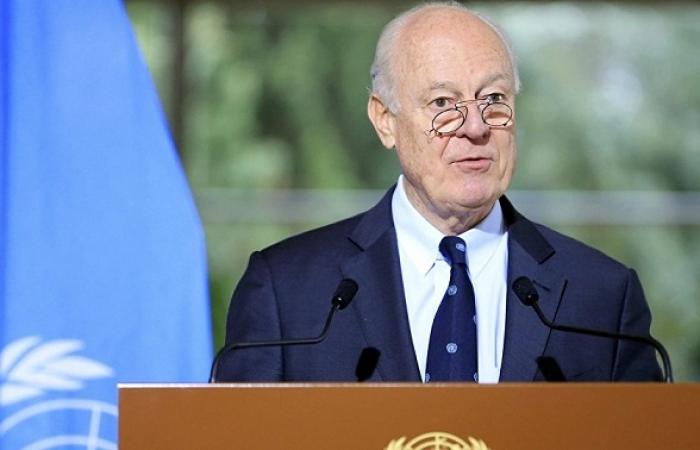 De Mistura ve a la futura Siria como un Estado laico, pluralista e inclusivo