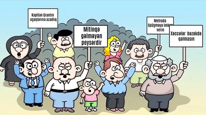 Azərbaycan müxalifətinin 3 növü və bir səhvi – TƏHLİL