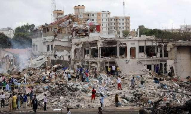 Mogadishu truck bomb: 500 casualties in Somalia's worst terrorist attack