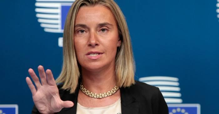 Mogherini abordará este jueves con Lavrov en Milán las tensiones en el mar de Azov