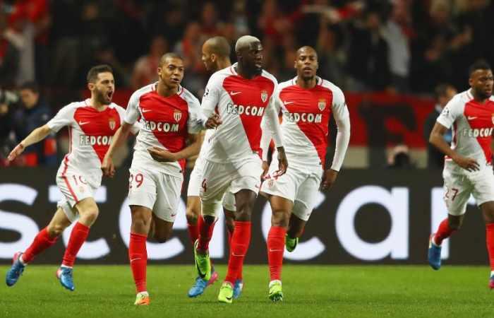 Borussia Dortmund ohne Chance: Viertelfinal-Aus bei Monaco