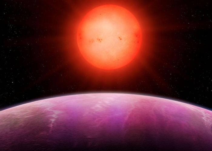 'Monster' planet found that challenge understanding of astronomy
