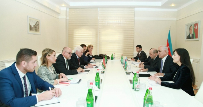 Azerbaijan is one of the largest investors in Montenegro