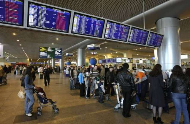 Armenian MPs neglected in Moscow airport - Yerevan's complaint