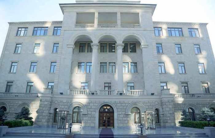 Aserbaidschanische Stellungen und Siedlungen dem massiven Beschuss ausgesetzt - Verteidigungsministerium