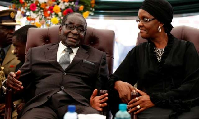 Mugabe to get $10m payoff and immunity for his family