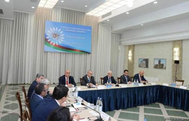 Baku hosts int'l conference on Azerbaijan's multiculturalism model