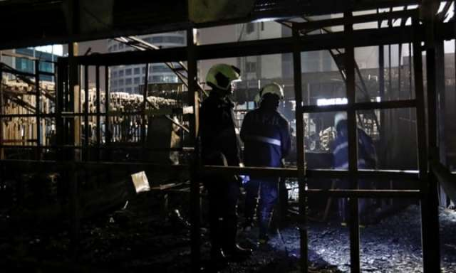 Mumbai fire: at least 15 dead after blaze breaks out in restaurant