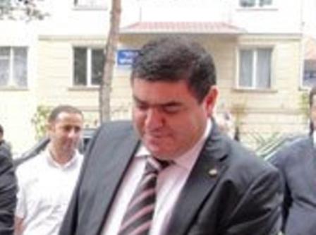 """""""Nurgün""""ün vitse-prezidenti Salyanda ölü tapıldı"""