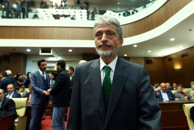 Ruling AK Party's Mustafa Tuna elected as new mayor of Ankara