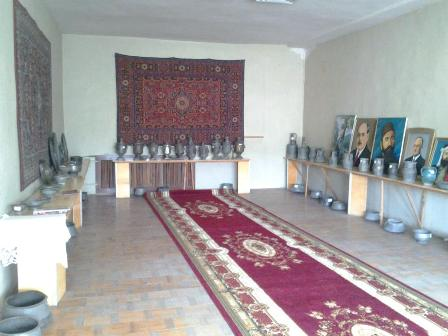 Şəmkirin tarixi muzeyindən - FOTOREPORTAJ