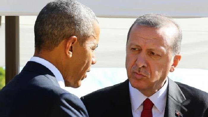Presidente Erdogan se ha entrevistado con Obama por teléfono