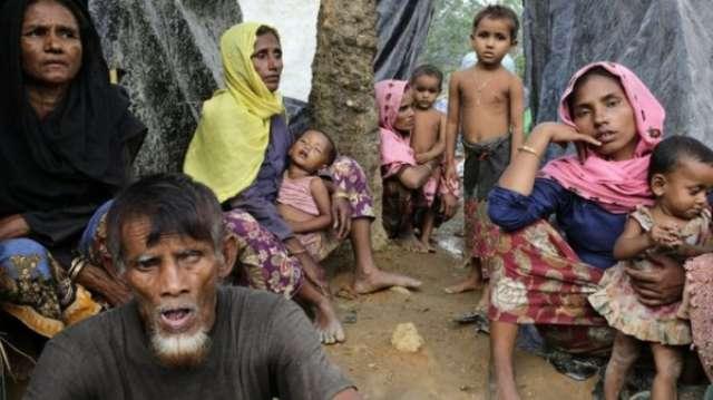 Myanmar crisis: Bangladesh PM in Rohingya plea