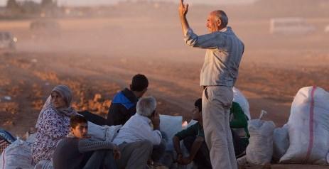 Turkey Readies Battle Plan As Militants Descend On Key Border Towns