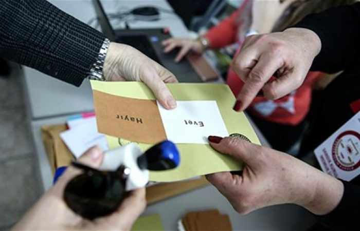 55 mln Turks to vote on presidential system