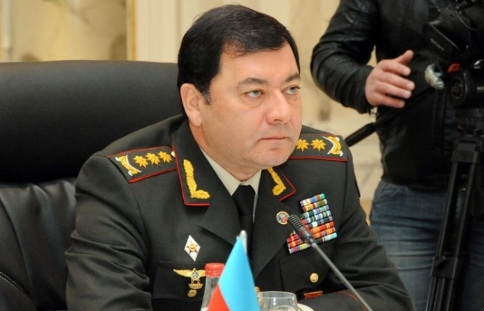 Azerbaijan's Chief of General Staff of Armed Forces departs for USA