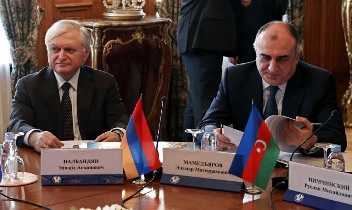 El 6 de diciembre Mammadyarov se entrevistará con Nalbadyán