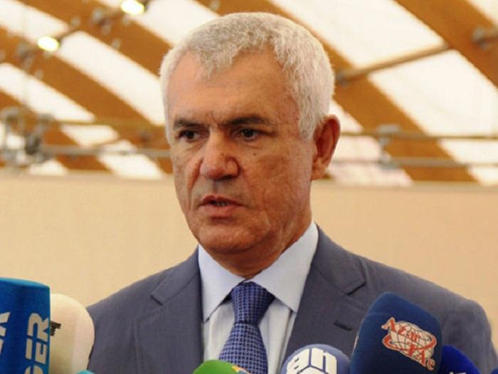 Namiq Əliyevin adı nazir müavini siyahısından çıxarıldı