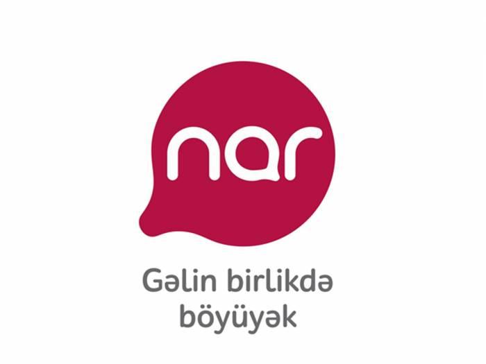 """""""Nar"""" Ağdamda yeni mağazasını təqdim edib"""