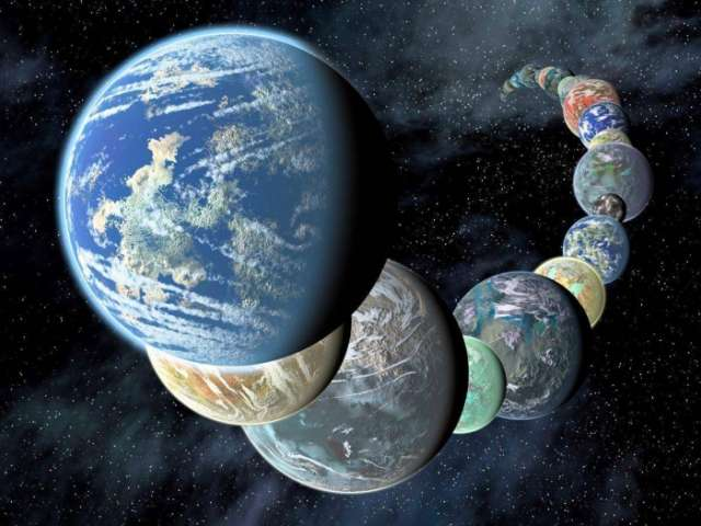 NASA has discovered hundreds of potential new planets