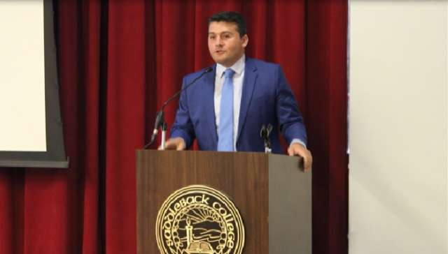 Event dedicated to Azerbaijan held at Saddleback College of California