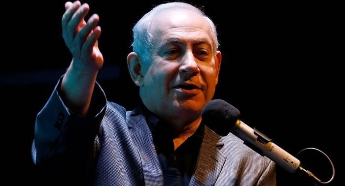 Netanyahu dice que Israel quiere paz al conmemorar 50 años de la Guerra de los Seis Días