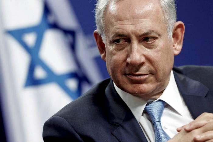 Netanyahu Əsədi müharibə ilə hədələdi