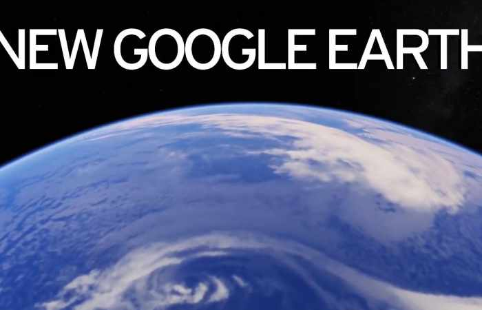 Google Earth relaunched with stunning new locations to visit from your desktop