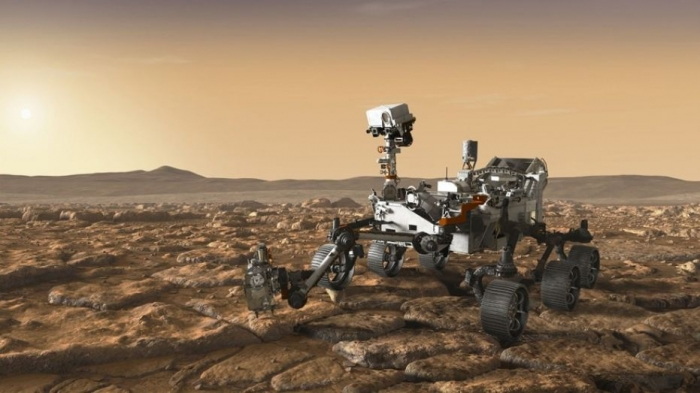 NASA is building a new rover to look for life on Mars