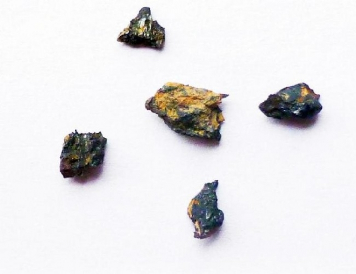 Extraterrestrial stone found in Egypt contains compounds not found elsewhere in Solar System