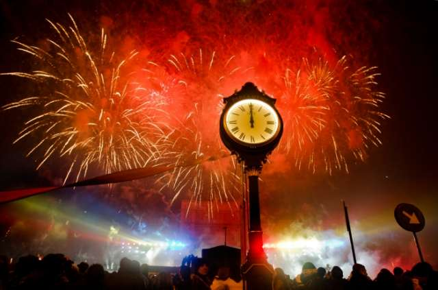 New Year 2018: 10 of the most bizarre New Year's traditions from around the world