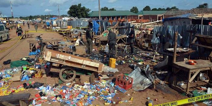 Un attentat au nord-est du Nigéria fait 30 morts dans une mosquée