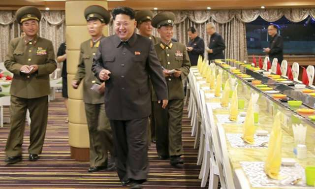 North Korea prepared to launch missiles `at any time`, says ambassador