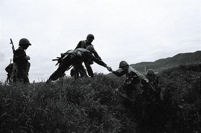 Trotz Waffenruhe bleibt die Lage an der Kontaktlinie im Konflikt um Berg-Karabach angespannt